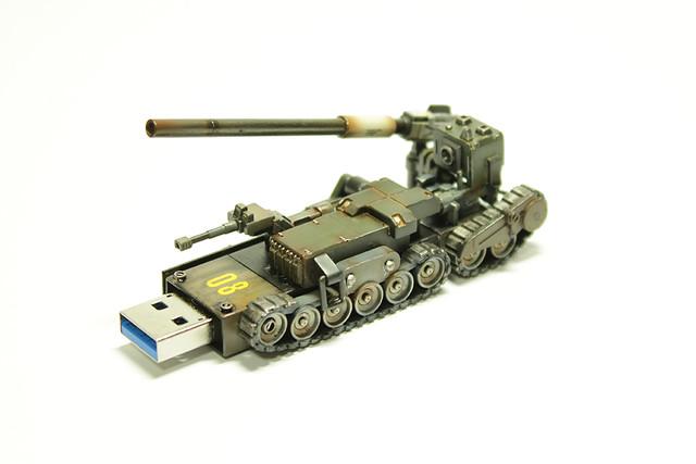 好神!~ 電腦與模型結合的空想具現化場景