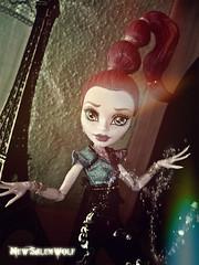 ** I wish...travel ** (NSW ) Tags: tower monster high doll grant eiffel wishes gigi 13 mattel genie