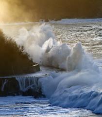 Paseo Nuevo (Ivaj Aicrag) Tags: waves donosti sansebastian olas temporal ola donostia 2012 paseonuevo partevieja