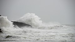 Broad Haven (Steve_Mallett) Tags: storm wales waves pembrokeshire broadhaven