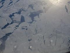 Le Fleuve Saint-Laurent sous les Glaces #3 (escailler arthur) Tags: winter snow canada ice water landscape photo quebec hiver neige iceberg glace fleuve vancayzeele