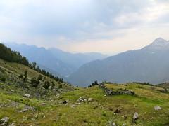 Onderweg naar de Alpen