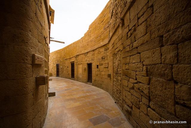 Sonar Kila Periphery, Jaisalmer