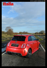 Abarth 595 Competizione (michaelward_autoitalia) Tags: romeo modified abarth ferraris 595 competizione 240bhp wwwautoitaliacouk wwwmichaelwardphotoscom wwwgingerbeerpromotionscom wwwoakleydesigneu wwwtmcmotorsportcom