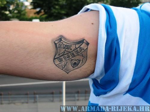 Tetovaže: HNKR grbovi
