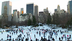 Central Park ice rink - New York, USA (Andrew_Simpson) Tags: plaza nyc newyorkcity trees winter usa ny newyork building tree ice sport skyline architecture america skyscraper us skyscrapers unitedstates centralpark unitedstatesofamerica skating icerink skaters theplaza american skate rink newyorkskyline plazahotel iceskates skates iceskate iceskaters buidlings theplazahotel centralparkicerink