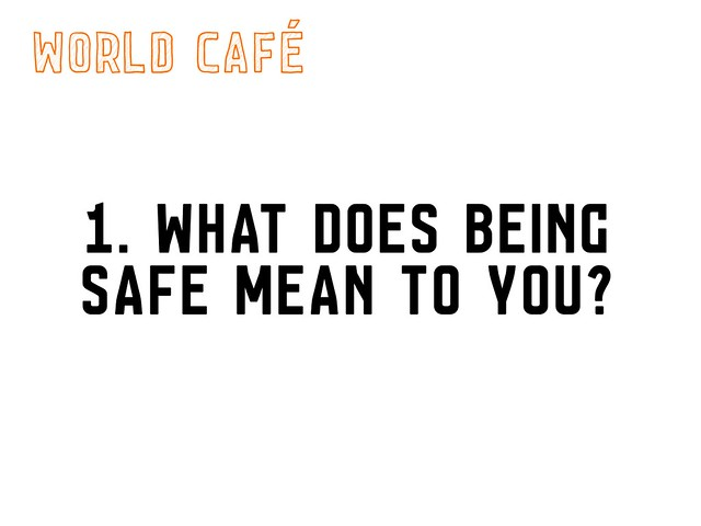 World Café Round One slide