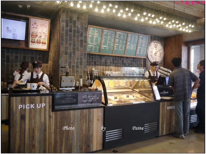 高雄Caffe Bene (11).JPG