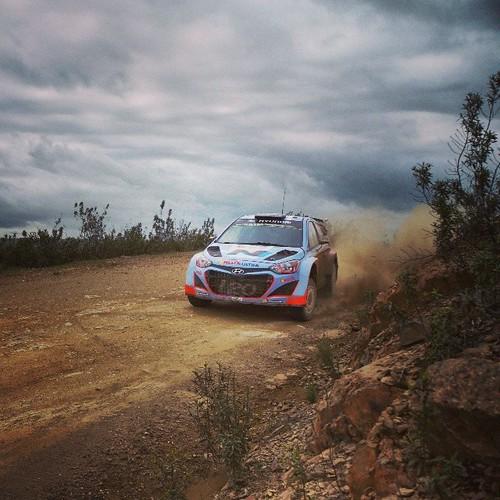 #WRC #RallydePortugal #Hyundai #i20