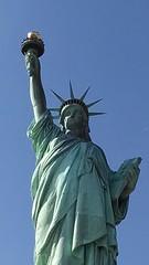 IMG_20140405_154037950 2014 CoB motoX Statue of Liberty Saturday April 5 NYC (eddie.spaghetti) Tags: city nyc newyorkcity newyork statue liberty island weekend manhattan statueofliberty lowermanhattan ladyliberty thebigapple photobyed