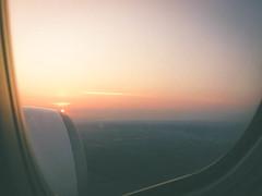 (youminor) Tags: voyage trip cruise sunset sky sun sunlight fall sunshine set clouds plane airplane landscape outside heaven shine sundown outdoor aircraft flight azure machine craft aeroplane journey sphere passage decline ether afterglow empyrean