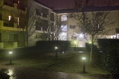 A2576 (lumenus) Tags: building architecture night apartments australia canberra act