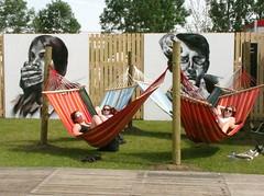 Summertime (johan van moorhem) Tags: belgium belgique relaxing belgi brabant rockfestival werchter flanders chillout vlaanderen rockwerchter2015