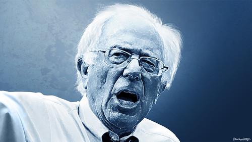 Bernie Sanders - Portrait, From FlickrPhotos