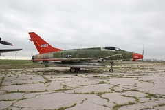 "QF-100D Super Sabre 1 • <a style=""font-size:0.8em;"" href=""http://www.flickr.com/photos/81723459@N04/19768139916/"" target=""_blank"">View on Flickr</a>"