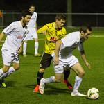 Petone FC v Wellington Phoenix 6