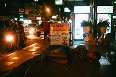 Reality (Anthony, Lau) Tags: street leica travel film thailand photography voigtlander 14 homeless rangefinder 400 135 35 m6 pattaya xtra