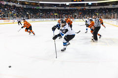 "Missouri Mavericks vs. Wichita Thunder, February 7, 2017, Silverstein Eye Centers Arena, Independence, Missouri.  Photo: John Howe / Howe Creative Photography • <a style=""font-size:0.8em;"" href=""http://www.flickr.com/photos/134016632@N02/31959644904/"" target=""_blank"">View on Flickr</a>"