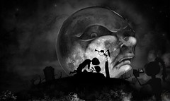Die to me: Consumation (Osvaldo de Sodoma) Tags: necrophilia moon cero studio die me osvaldodesodoma