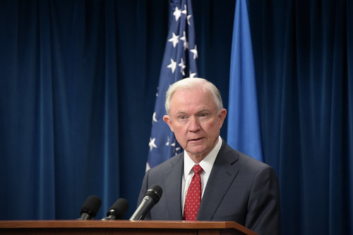 From flickr.com: Attorney General Jeff Sessions {MID-155573}