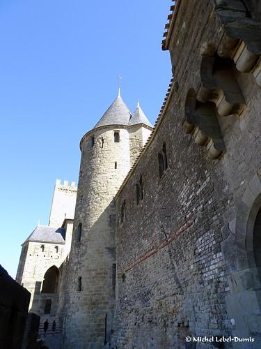 11. Cité Médiévale de Carcassonne - Les Remparts