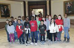 03-16-17 Eufaula Elementary 4th Graders