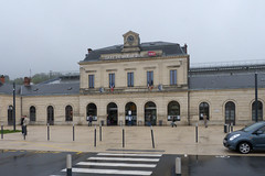 20130503 019 Bar-le-Duc. Station Frontage (15038) Tags: france station buildings trains railways sncf barleduc