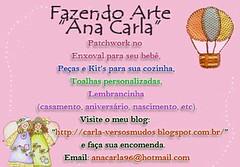 Artesanatos Fazendo Arte (Ana Carla_Fazendo Arte) Tags: baby blog bebe feltro patchwork aniversário cozinha artesanatos lembrancinhas casameto encomendas patchcolagem