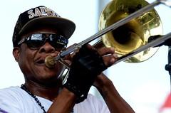 Corey Henry, Bayou Boogaloo 2013