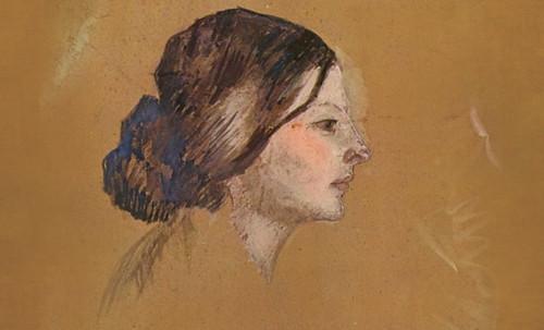 "Las Madeleines escuchando la soleada soledad, descripciones de Henri de Toulouse Lautrec (1889) y Pablo Picasso (1904). • <a style=""font-size:0.8em;"" href=""http://www.flickr.com/photos/30735181@N00/8815695464/"" target=""_blank"">View on Flickr</a>"