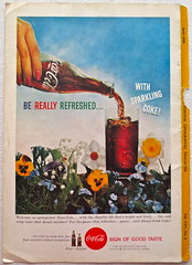 1959 - 1950s Vintage Coca Cola Advertisement From National Geographic Back Page 59 (Christian Montone) Tags: vintage ads advertising coke americana soda cocacola advertisements sodapop vintageads vintageadvert