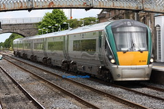 Irish Rail ICR Set 35. (SC 211) Tags: may irishrail icr iarnrodeireann 2013 set35 kildarerailwaystation