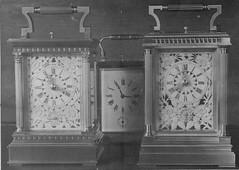 Pendulettes avec cadran en Ivoire (musee de l'horlogerie) Tags: clock museum de carriage muse armand horlogerie saintnicolasdaliermont lhorlogerie couaillet museehorlogerie