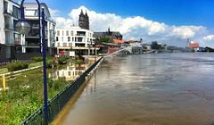08.06.2013: an der Hubbrücke (zwischen 11:45 und 13:00 Uhr).
