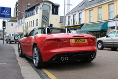 F-Type! (Eddy Phtographie) Tags: london car s jersey type jaguar loud supercar v8 hypercar
