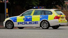 Merseyside police (sab89) Tags: road rescue house public st fire pub traffic cygnet engine police blocked assist birkenhead watson bmw incident annes touring patrol est scania wirral merseyside hza ktg hyg 94d dk54 pn04 po62