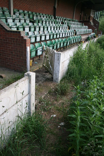 Aylesbury United old football ground