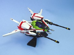 LT-7 Longbow (peterlmorris) Tags: game toy fighter lego space telephone moc starfighter shmup starfightertelephonegame