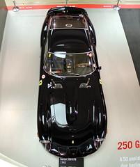 Ferrari 250 GTO (cobram88) Tags: black cars car ferrari emilia gto museo modena supercar 250 nera rara maranello supercars romagna fiorano