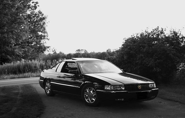 bw cars cadillac eldorado 1997 v8