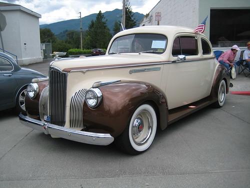 Packard Hot Rod