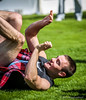 Playful Paul Craig (FotoFling Scotland) Tags: smile scotland kilt wrestling argyll scottish kilts wrestlers playful highlandgames kilted dunoon meninkilts upkilt cowalgathering paulcraig scottishbackholdwrestling