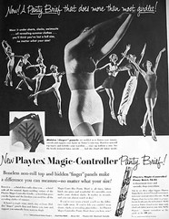 64 1953 (Undie-clared) Tags: girdle playtex magiccontroller