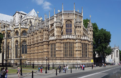 Henry VII Lady Chapel, Westminster Abbey