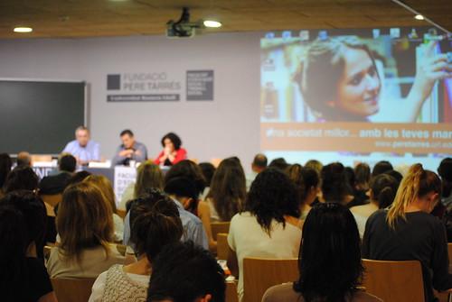 Jornada Pedagogia Social Comunitària en Centres Penitenciaris i En Programes de Reinserció Social