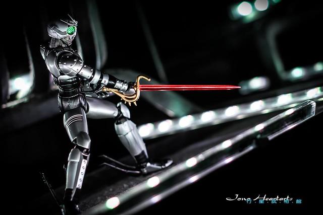 【玩具人Jono Heartarts投稿】~行星試相館~ SHF Black 變身! 青春與悲壯交織的的假面騎士!