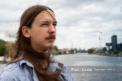 young man in berlin posing in Oberbaumbrucke, Berlin (Fon-tina) Tags: city portrait people berlin horizontal closeup architecture modern river germany photography adult fiume longhair citylife persone youngadult adultsonly germania oneperson vento frontview confidence headandshoulders berlino brownhair giorno oberbaumbrucke adulto casualclothing capellilisci tenere contemplazione onlymen buildingexterior oneyoungmanonly onemanonly lowangleview capellilunghi colourimage giovaneadulto solouomini abbigliamentocasual focusonforeground caucasianappearance caucasico capellicastani 3034years solounuomo ambientazioneesterna soltantounapersona soloadulti distrarrelosguardo 3034anni composizioneorizzontale capitaliinternazionali sicurezzadis immagineacolori solounuomogiovane