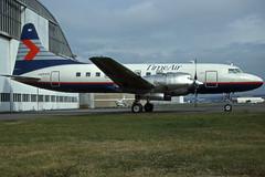 C-GKFW (TimeAir) (Steelhead 2010) Tags: yvr convair canadianairlines creg cv580 timeair cgkfw