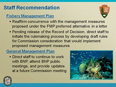Slide 23 (MyFWCmedia) Tags: florida wildlife conservation np commission weston biscayne fwc westonflorida biscaynenationalpark commissionmeeting floridafishandwildlife myfwc myfwccom myfwcmedia