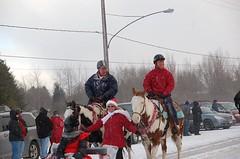Erin Lions Santa Claus Parade 2013